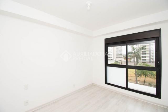 Apartamento para alugar com 1 dormitórios em Jardim do salso, Porto alegre cod:307116 - Foto 14