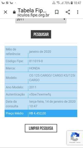 CG Cargo ks 125 - Foto 3