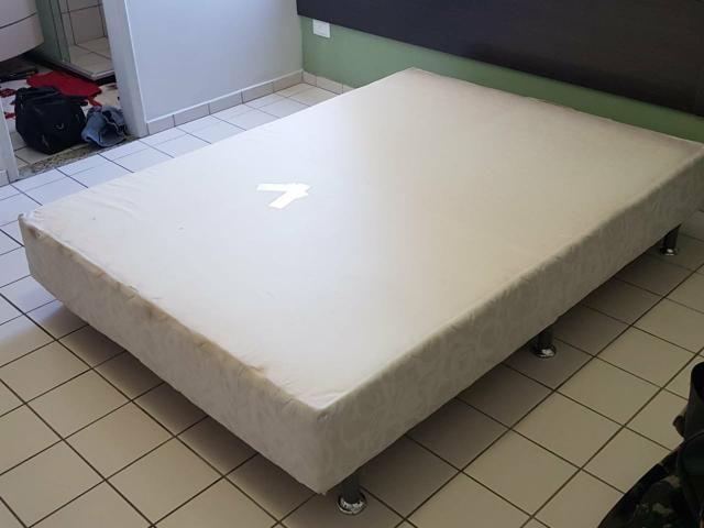 Base de cama casal tamanho padrão - Foto 2