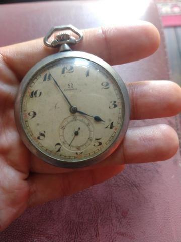 Relógio ômega antigo perfeito