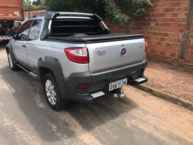 Pick-up Strada 1.8 3 portas 13/14 Araguaína - Foto 3