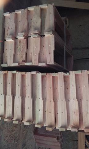 Caixilhos para caixa de abelha - Foto 3