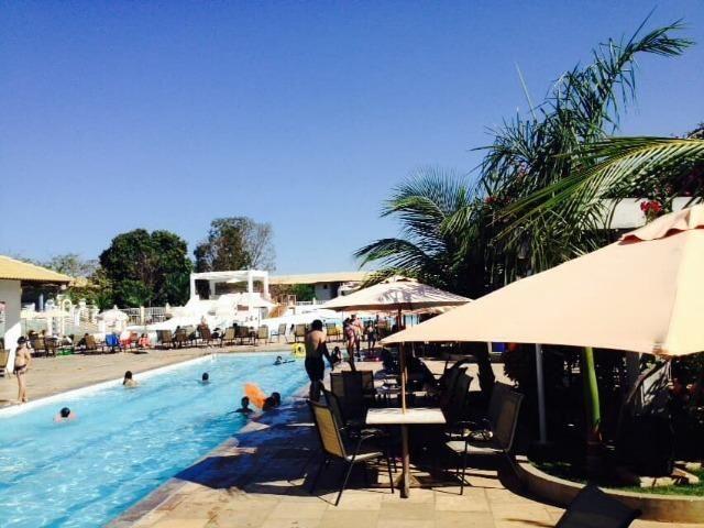 Hotel Lacqua diroma diária a 100 reais p/ 5 pessoas com parque aquático aberto 24h - Foto 12