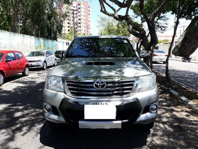 Toyota hilux CD 4x4 SRV 171cv - Foto 20