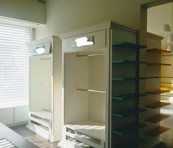Instalação Completa para loja de Roupa