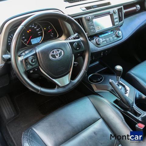 RAV4 2013/2013 2.0 4X4 16V GASOLINA 4P AUTOMÁTICO - Foto 8