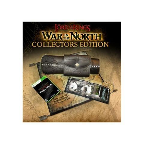 Vendo kit Senhor dos Anéis Jogo e Acessórios para o xbox 360 Novo Lacrado - Foto 3