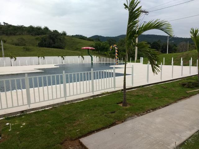 Condomínio Royal Garden - compre o lote e ganhe o projeto da casa ! - Foto 8