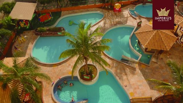 Apartamento com 01 Quarto, Thermas Place em Caldas Novas GO