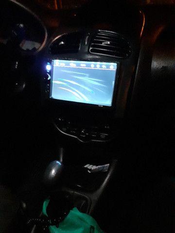 Vendo ou Rolou em Motos do meu interesse Peugeot 206 1.4flex 8v - Foto 8