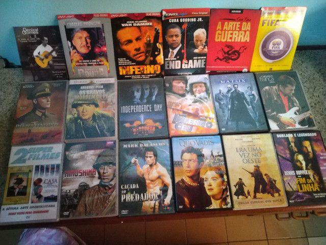 Vendo DVDs