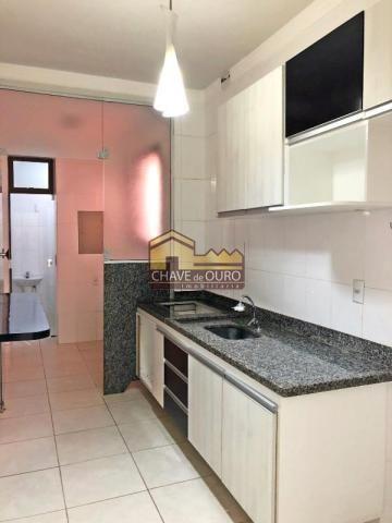 Apartamento à venda, 3 quartos, 1 vaga, Parque do Mirante - Uberaba/MG - Foto 6