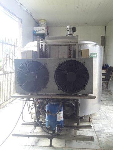 Resfriador de leite de 1550 litros - Foto 2