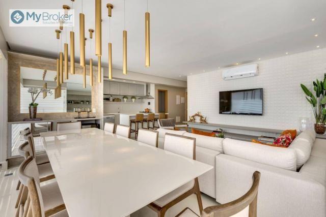 Apartamento com 3 dormitórios à venda, 107 m² por R$ 677. - Setor Bueno - Goiânia/GO - Foto 5