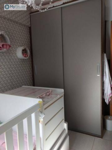 Apartamento com 2 dormitórios à venda, 65 m² por R$ 330.000,00 - Jardim Goiás - Goiânia/GO - Foto 12