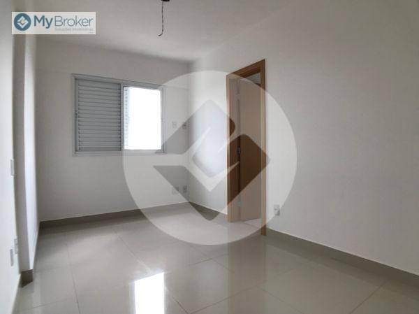 Apartamento com 3 dormitórios à venda, 113 m² por R$ 597.000,00 - Setor Bueno - Goiânia/GO - Foto 11