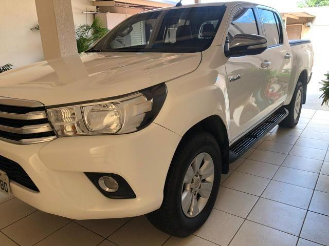 Hilux 2017 SRV Diesel SEM Igual Troca e Financia