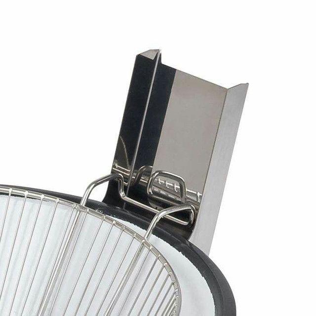Fritadeira elétrica com Cuba esmaltada marchesoni em 127 v ou 220 v - Foto 5