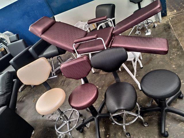 Só Salão, fábrica de móveis finos para salão de beleza esmalteria e barbearia !!! - Foto 2