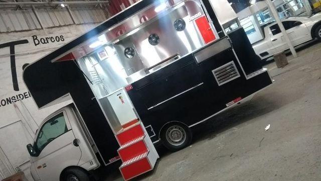 Food truck hr kia bongo - Foto 3