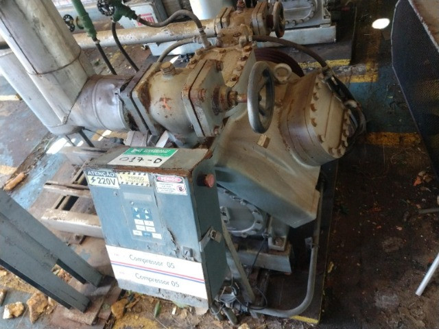 Compressor de Amônia Sabroe Smc106s - #6637