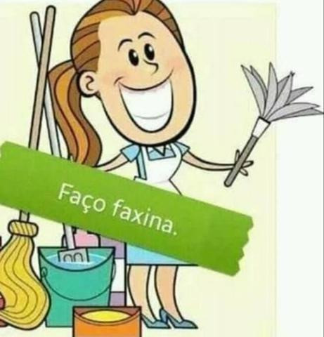 Faço Faxina !!!