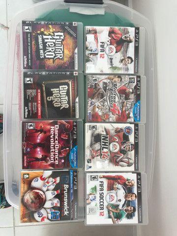 Jogos PS3 - originais - variados - Foto 2