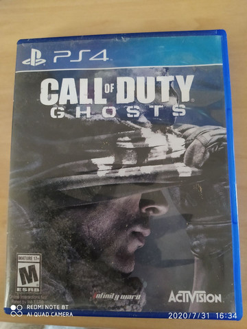 call of duty ghosts 2020