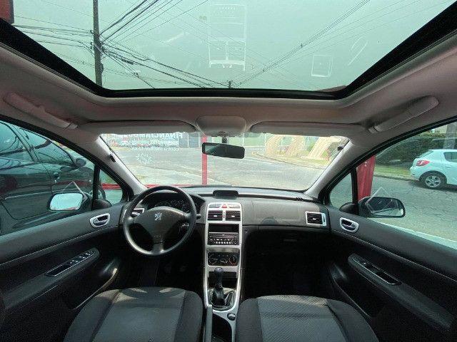 Peugeot 307 2010 Com Teto solar - Foto 7