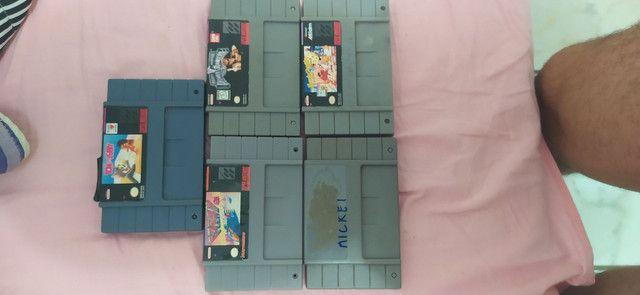 Jogos Super Nintendo snes - Foto 5