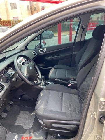 Peugeot 307 2010 Com Teto solar - Foto 5