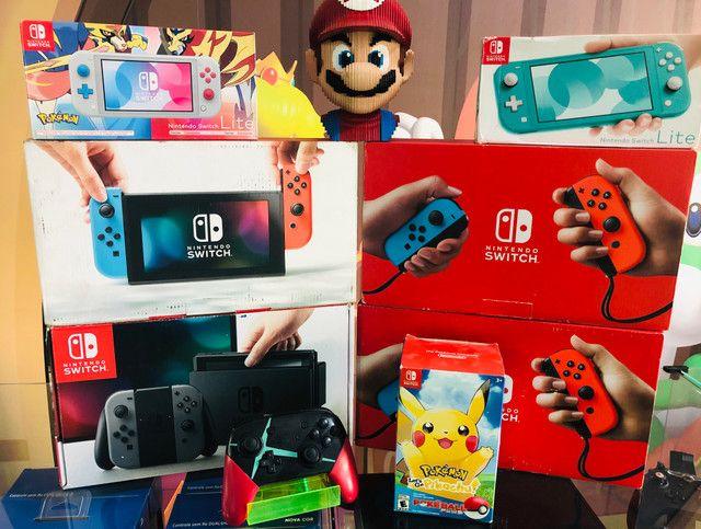 Nintendo Switch vários modelos. Visite nossa loja! - Foto 2