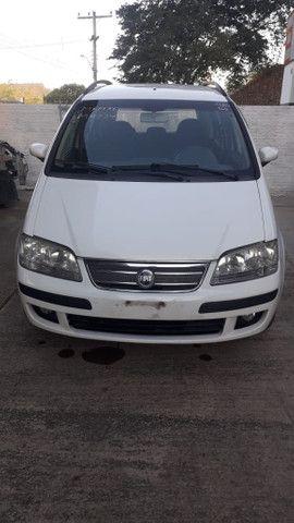 Fiat Idea 2010 1.4 vendido em peças