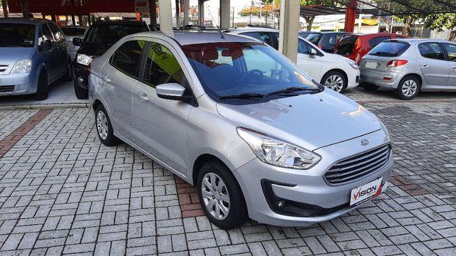 2. Ford KA + Sedan SE C 1.0 - Oportunidade - Foto 2