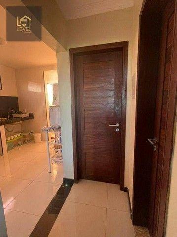 Apartamento com 2 dormitórios à venda, 60 m² por R$ 159.000,00 - Prainha - Aquiraz/CE - Foto 8