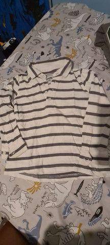 Camisas infantil 3-4 anos - Foto 5