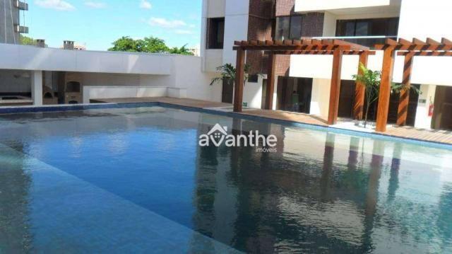 Apartamento com 3 dormitórios à venda, 107 m² por R$ 684.000 - Noivos / Zona Leste / Poeti - Foto 3