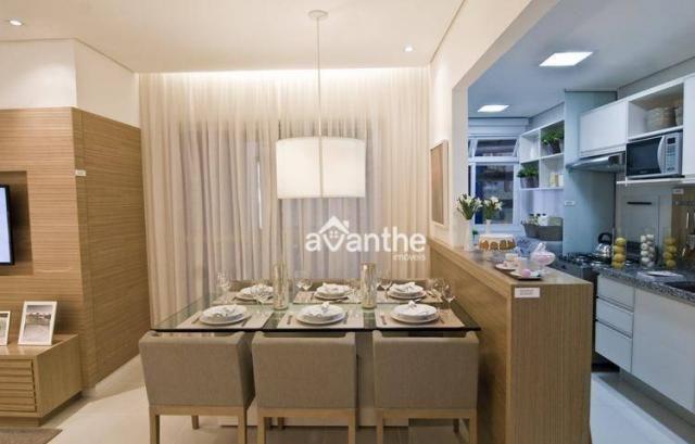 Apartamento com 3 dormitórios à venda, 74 m² por R$ 317.000 - Santa Isabel Zona Leste - Te - Foto 6