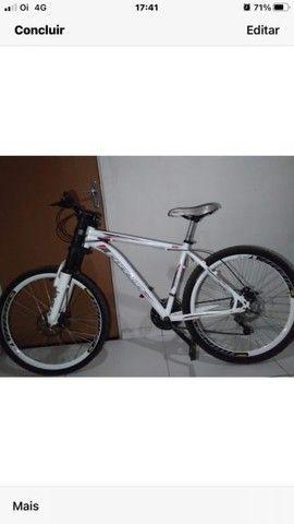 bicicleta canon aro 26 - Foto 2