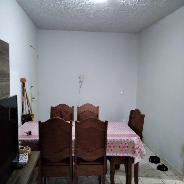Lindo Apartamento Residencial Ouro Fino Coophamat com Sacada - Foto 11