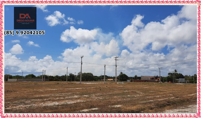Parque Ageu Galdino Loteamento no Eusébio ¨%$ - Foto 7