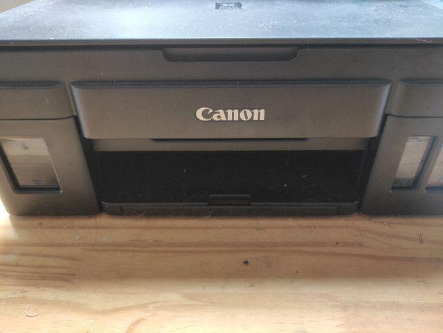 Impressora Canon g3110 tanque de tinta
