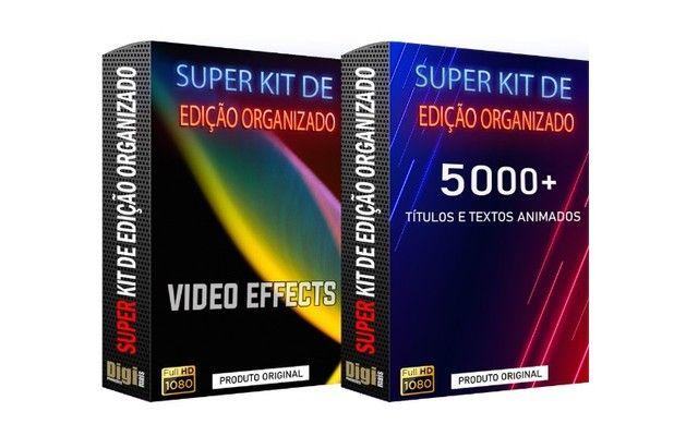 Super Pack de Edição de Vídeo Premiere Pro - Foto 2