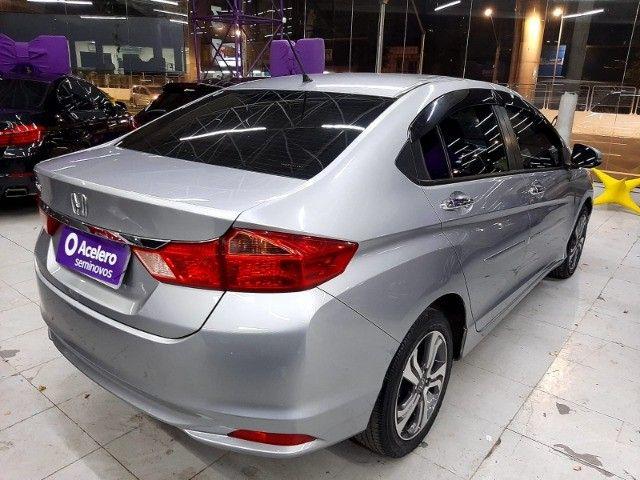 City Sedan Ex 1.5 Flex 16v 4P Automático. - Foto 5