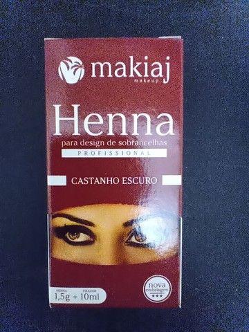 Henna Makiaj - Foto 2