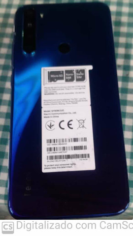 Urgente, Redimi Note 8 4Gb 64GB  - Foto 2