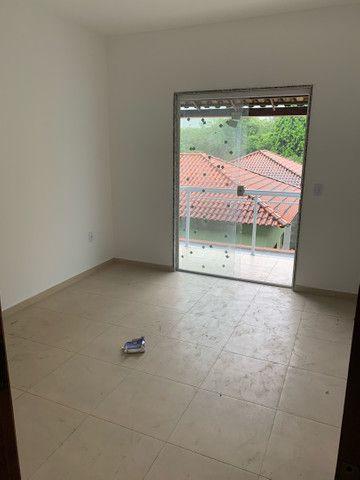 Alugo casa duplex novíssima - Foto 4