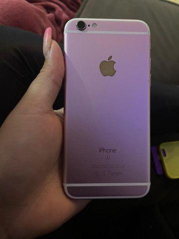 IPhone 6s rose 16gb - Foto 2