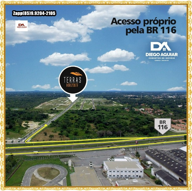 Loteamento Terras Horizonte %@#! - Foto 3
