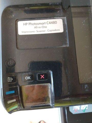 Impressora hpc4480 - Foto 4